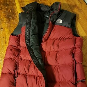 Men's North Face Quilted Vest